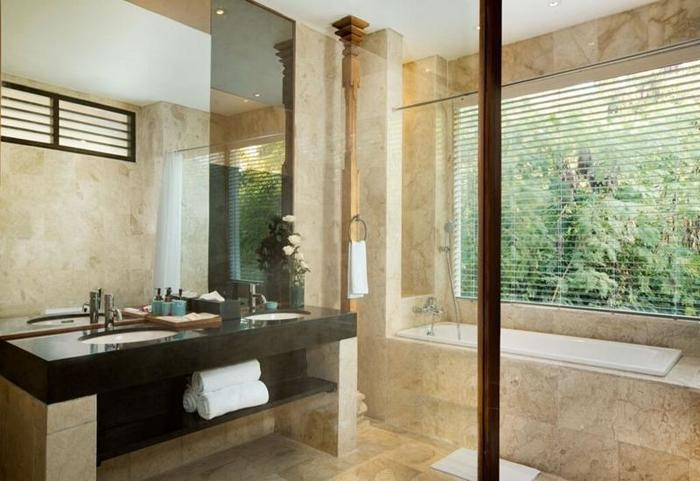 Sadara Beach Resort   - Bathroom Suite