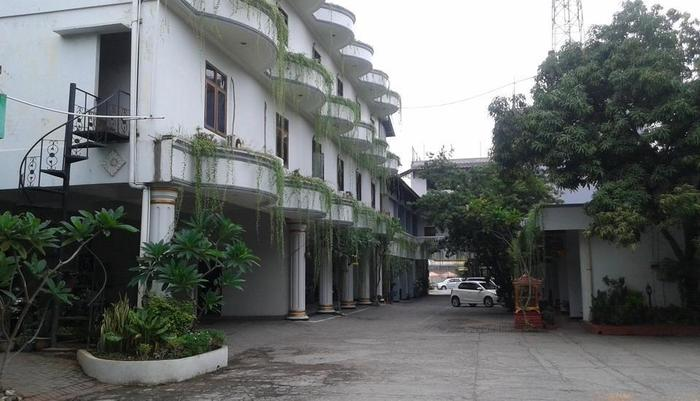 Pesona Enasa Merak Hotel Cilegon - Area Parkir