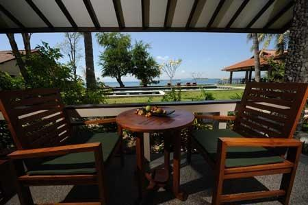 Hotel Cocotinos Sekotong Lombok - Garden Room with Pool and Ocean View