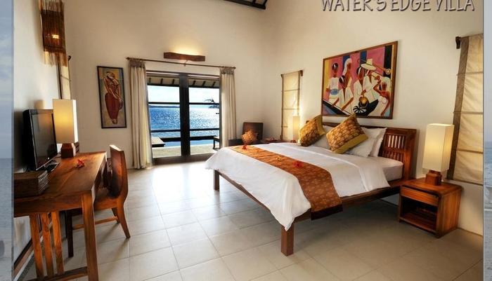 Hotel Cocotinos Sekotong Lombok - 8water ege villa