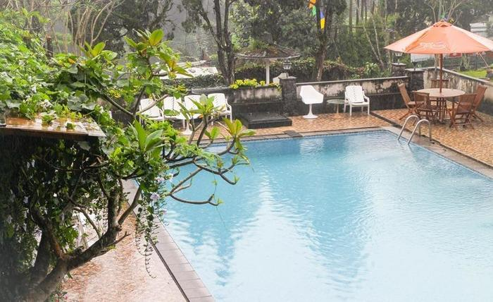 Grand Talita Hotel & Resort Cianjur - Kolam Renang