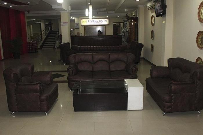 Hotel Duta Palembang - Lobi