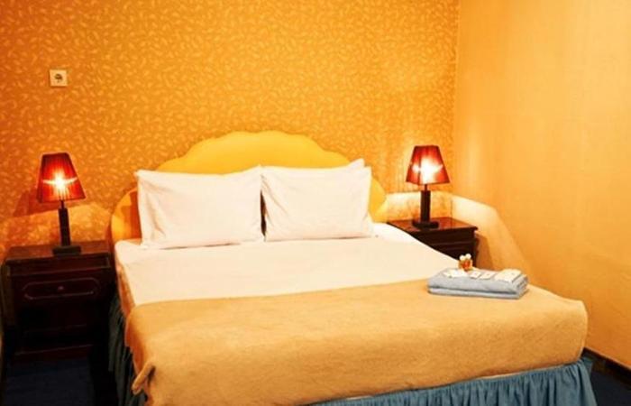 Hotel Garuda Bontang Bontang - Room