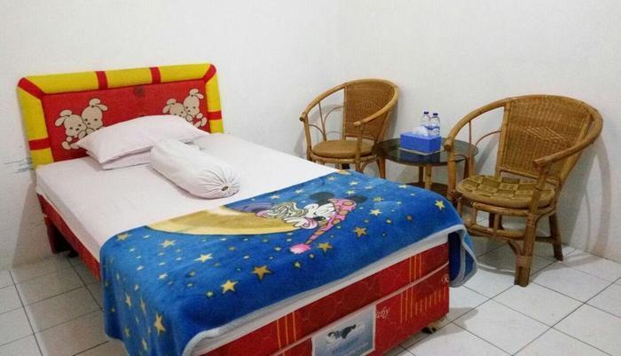 Hotel Garuda Bontang Bontang - Standar Room