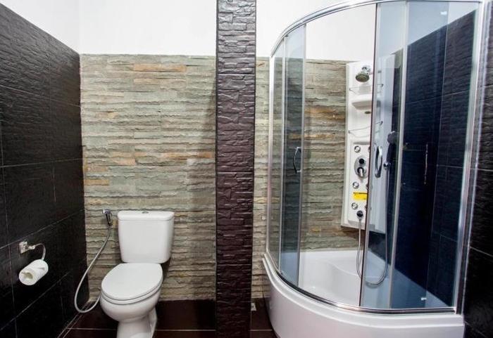 Umah De Ubud - Kamar mandi