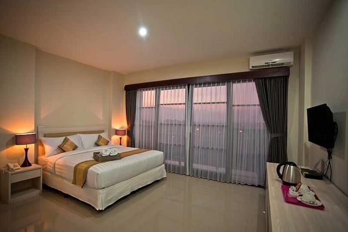 Anumana Bay View Bali - Kamar Deluxe Studio Double