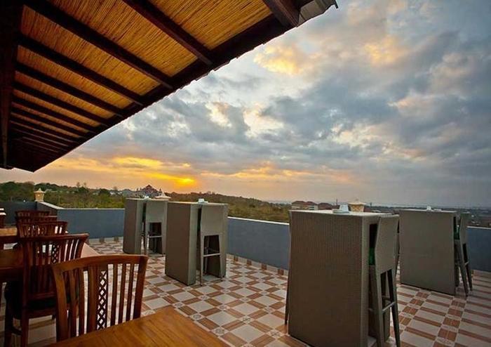 Anumana Bay View Bali - Atap