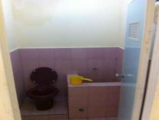 Cottage Permata Gading Resort Bengkulu - Kamar mandi