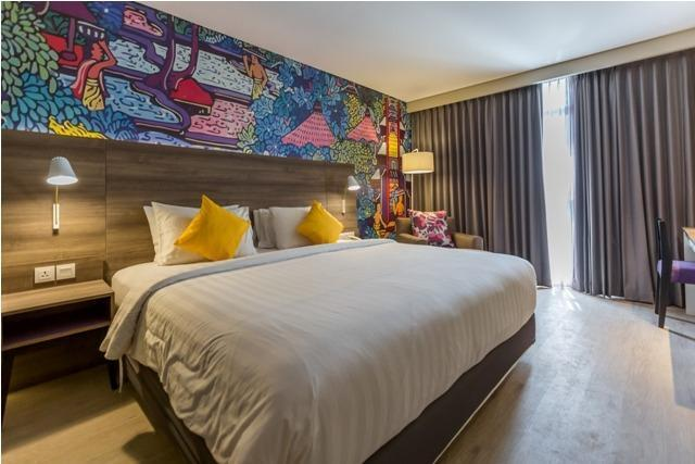 Wyndham Garden Kuta Beach Bali Bali - Deluxe Room