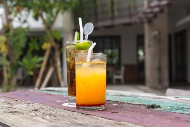 Wyndham Garden Kuta Beach Bali Bali - Minuman di Wyndham Garden Kuta Beach Bali