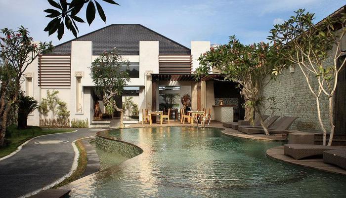 Daluman Villas Bali - Kolam Renang