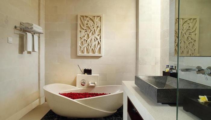 Daluman Villas Bali - Kamar mandi