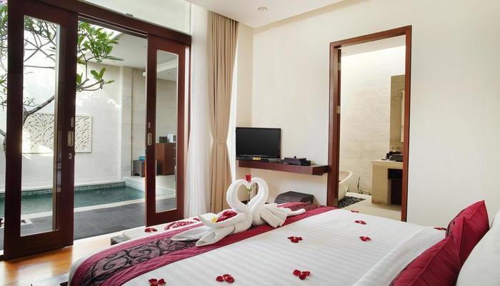 Daluman Villas Bali - Kamar
