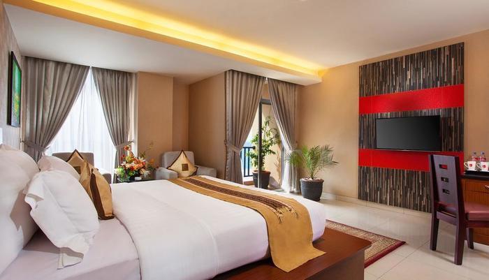 Lion Hotel & Plaza Manado - Deluxe Pemandangan Laut (Revisi)