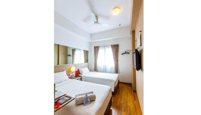 Red Planet Pekanbaru - Twin Room