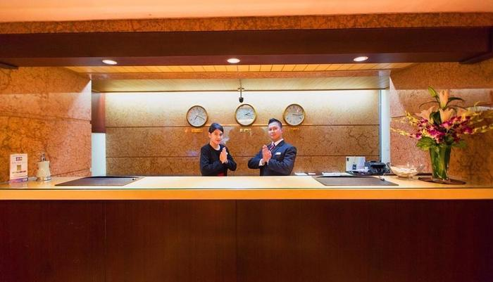 Kristal hotel Jakarta Jakarta - Reception