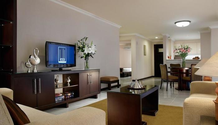 Kristal hotel Jakarta Jakarta - Living Room