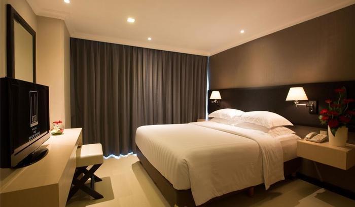 Kristal hotel Jakarta Jakarta - Kamar Tidur
