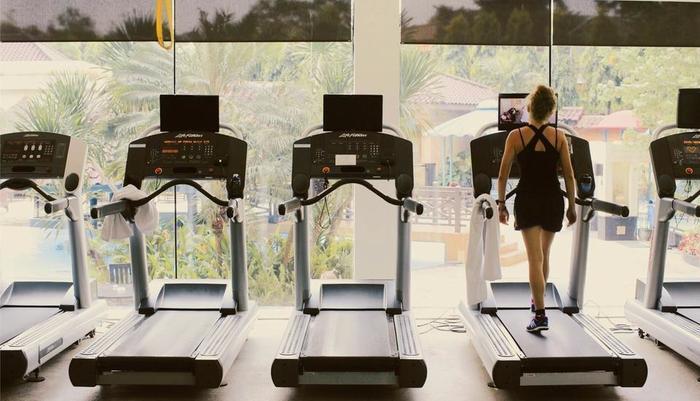 Kristal hotel Jakarta Jakarta - Fitness Centre