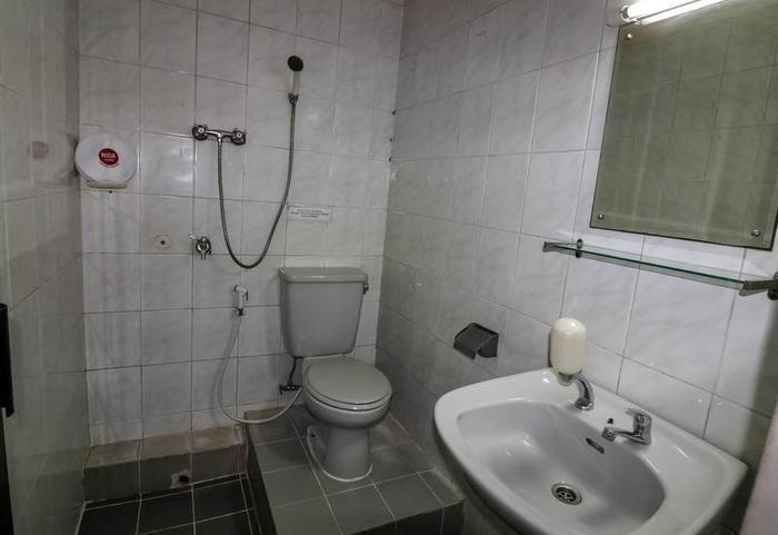 NIDA Rooms Ciawi Pakuan Istana - Kamar mandi