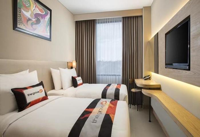 Yellow Star Gejayan Hotel Yogyakarta - Kamar Hotel
