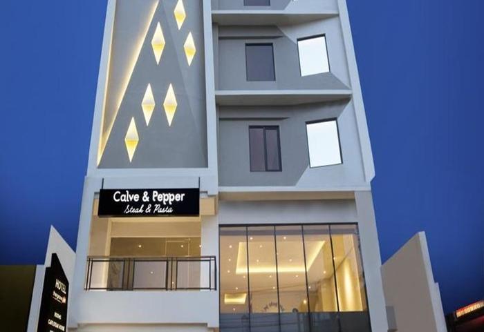Yellow Star Gejayan Hotel Yogyakarta - Exterior Hotel