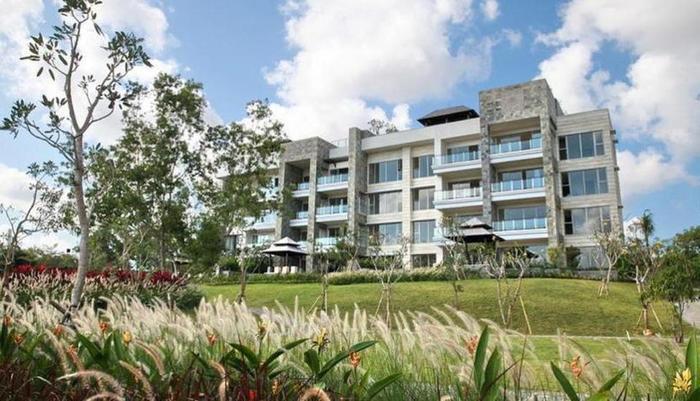 Ayana Residences Jasmine 3A Bali - Tampilan Luar Hotel