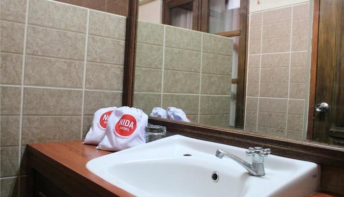 NIDA Rooms Sawojajar 6 Taman Pintar Kraton - Kamar mandi