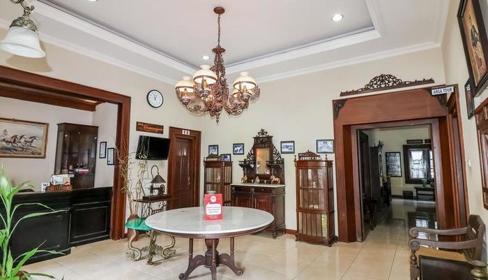 NIDA Rooms Sawojajar 6 Taman Pintar Kraton - Interior