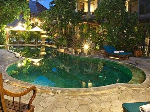 Tamu Kami Hotel Bali - Kolam Renang