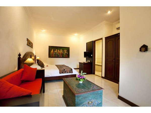Tamu Kami Hotel Bali - Kamar Superior