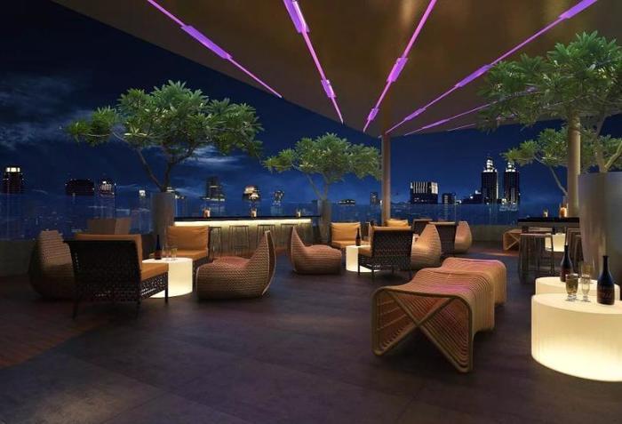 AONE Hotel Jakarta - Lounge
