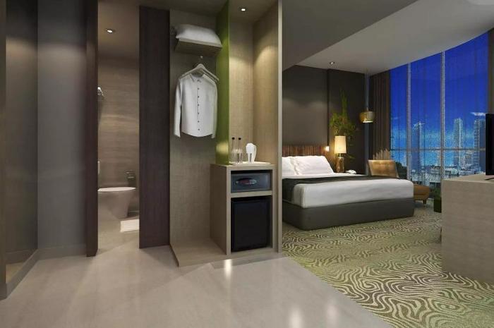 AONE Hotel Jakarta - Kamar tamu