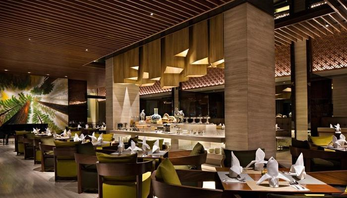 AONE Hotel Jakarta - Restoran