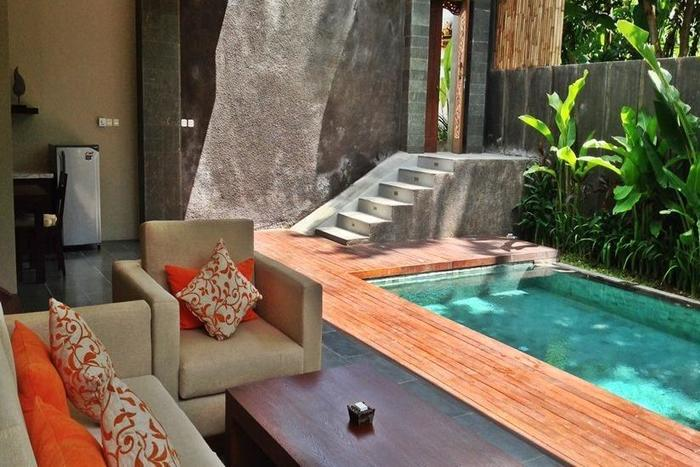 The Canggu Boutique   - Kolam Renang
