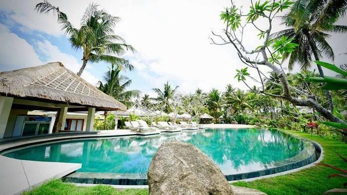 Jivana Resort Lombok - Pool