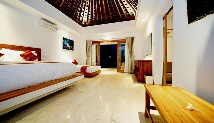 Jivana Resort Lombok - Guest room