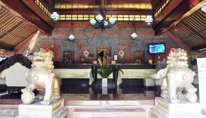 Puri Dewa Bharata Hotel & Villas Bali - Lobi