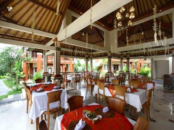 Rama Phala Resort & Spa Bali - Restoran