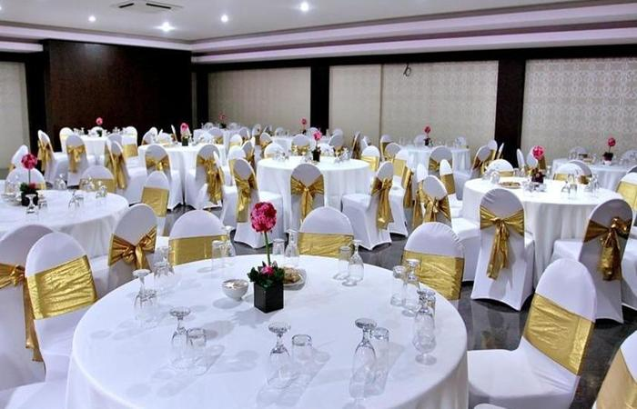 Princess Keisha Hotel & Convention Bali - Restoran