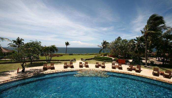 Ayana Bali - Lower pool