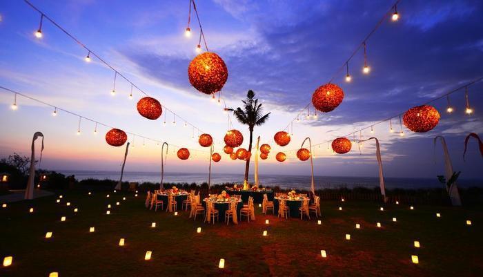 Ayana Bali - Candra Surya pernikahan