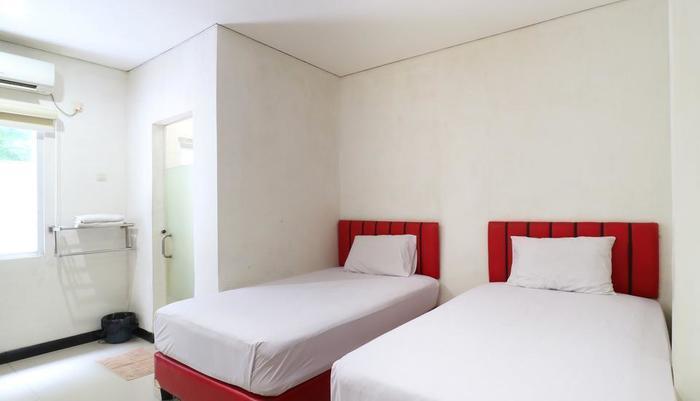 Hotel Rakacia Jakarta - Deluxe Twin