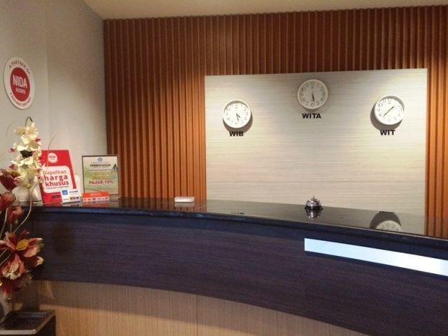 NIDA Rooms Pangeran Diponegoro 75 Kendari - Reception