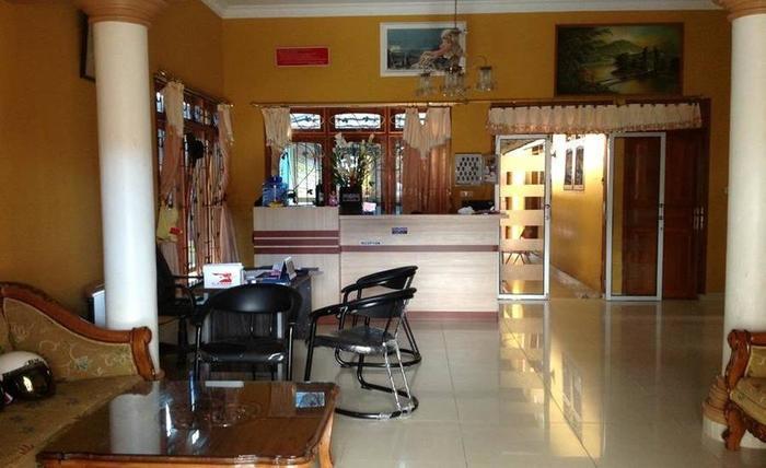 NIDA Rooms Bayur 223 Pangkal Pinang Bangka - Lobi
