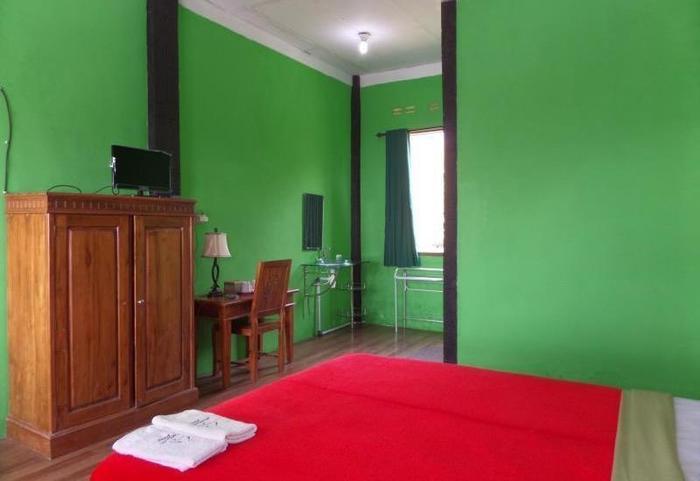 Istana Petani Hotel  Probolinggo - Kamar tamu
