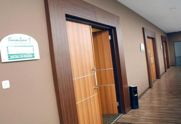 Green Bamboo Residence Jakarta - Koridor