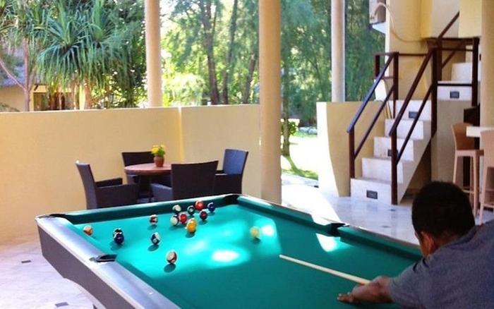 Oceano Jambuluwuk Resort Lombok - Biliar