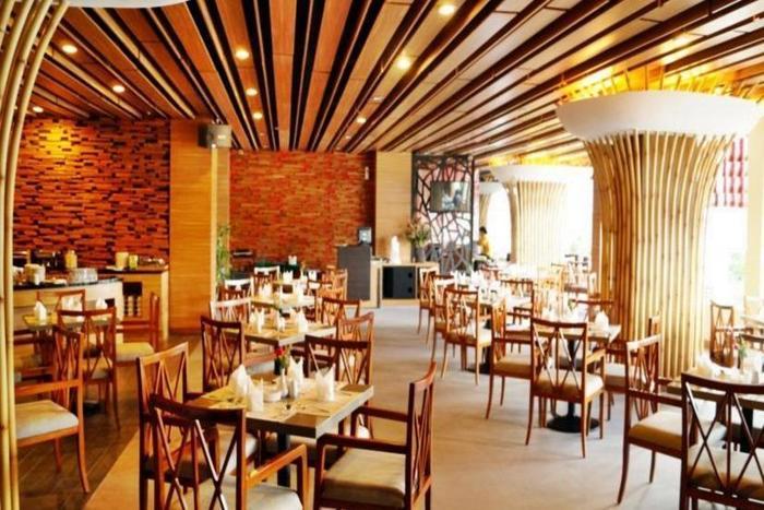 Hotel Victoria River View Banjarmasin - Restoran