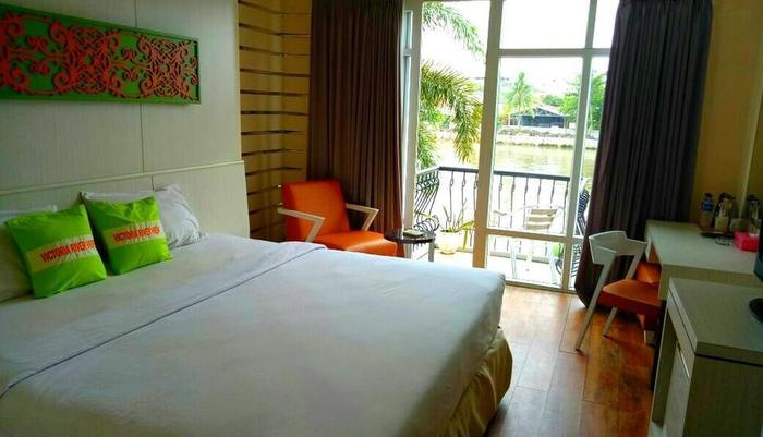 Hotel Victoria River View Banjarmasin - Classic Room